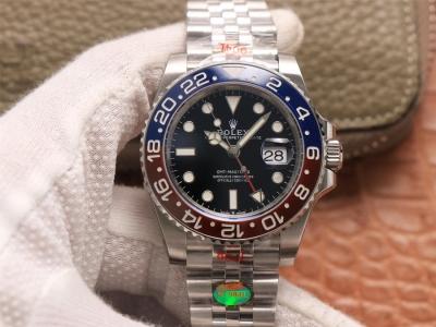 N厂劳力士格林尼治GMT-MasterII 126710(可乐圈)型号价格